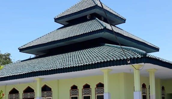 Masjid Yamp Nurul Bahri Cilacap Berbenah Kabarno